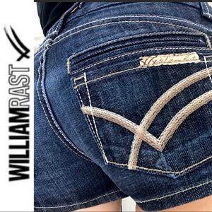 William Rast Savoy denim Shorts Regular Rise